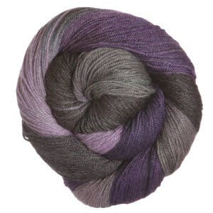 Lorna's Laces Solemate Yarn - Black Purl