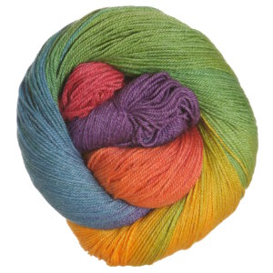 Lorna's Laces Solemate Yarn - Rainbow