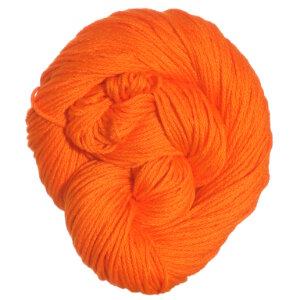 Tahki Cotton Classic Yarn - 3401 - Light Bright Orange
