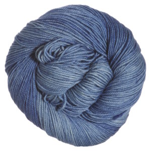 Madelinetosh Tosh Sport Yarn - Betty Draper's Blues (Discontinued)