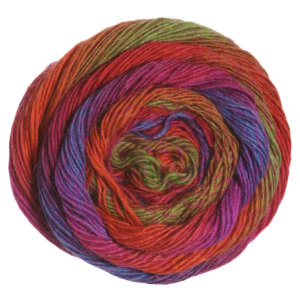 Wisdom Yarns Poems Sock Yarn - 957 Cold Fire