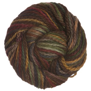 Misti Alpaca Hand Paint Chunky Yarn - 38 - Dark Chocolate (Discontinued)