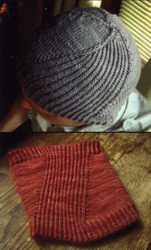 Malabrigo Worsted Merino Windschief Kit - Hats and Gloves