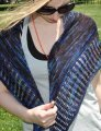 Handmaiden Casbah Little Colonnade Shawl Kit