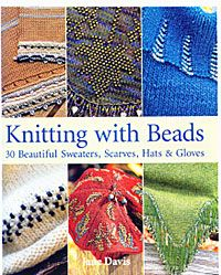 Simple Crochet for Cherished Babies - Knitting with Beads :: 30 beautiful sweaters, scarves, hats and gloves