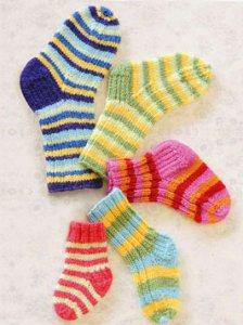 Spud & Chloe Patterns - Lots O' Socks Pattern