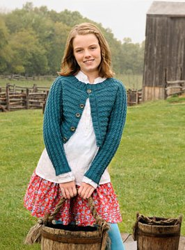 Spud & Chloe Patterns - Be Tween Cardigan Pattern