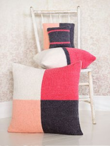 Spud & Chloe Patterns - Four Squared Pillows Pattern