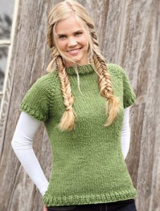 Spud & Chloe Patterns - zPolly Pullover Pattern