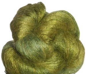 Artyarns Rhapsody Glitter Light Yarn - 239 w/ Silver