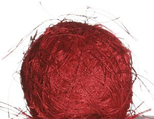 Trendsetter Eyelash Yarn - 008 Red