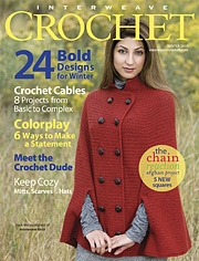 Interweave Crochet Magazine - '10 Winter