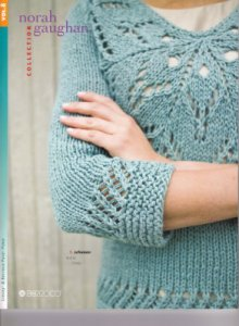 Norah Gaughan Pattern Books - Vol. 08