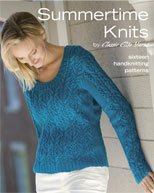 Classic Elite Pattern Books - 9080 Summertime Knits