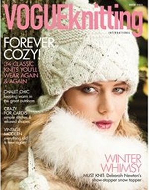 Vogue Knitting International Magazine - '10/11 Winter