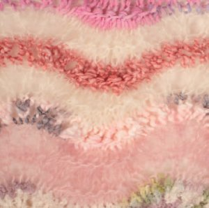 Colinette Absolutely Fabulous Throw Kit - Flamingo Pearl