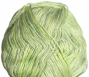Crystal Palace Panda Silk Yarn - 5138 Spring Greens
