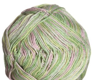 Crystal Palace Panda Silk Yarn - 5139 Moss Roses (Discontinued)