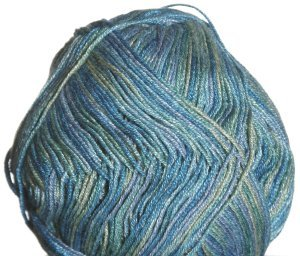 Crystal Palace Panda Silk Yarn - 5140 Blue Lagoon