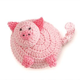 Lantern Moon Tape Measures - Pig