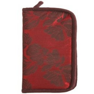 Lantern Moon Crochet Hook Compact Zip Cases - Red, Chocolate