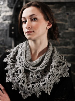 Berroco Flicker Loken  Kit - Crochet for Adults