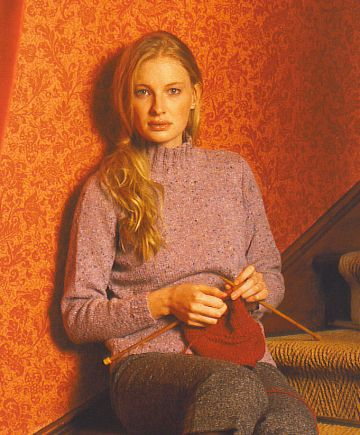 Rowan Felted Tweed Paisley Kit - Women's Pullovers