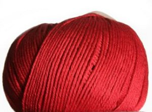 Rowan Cotton Glace Yarn - 741 - Poppy