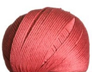 Rowan Cotton Glace Yarn - 837 - Baked Red (Discontinued)