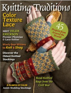 PieceWork Magazine - zKnitting Traditions 2011