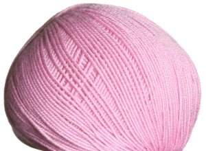 Sublime Baby Cashmere Merino Silk 4ply Yarn - 206 Little Pinkie
