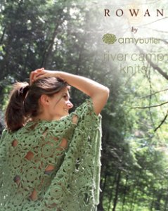 Rowan Pattern Books - Amy Butler: River Camp Knits (Discontinued)