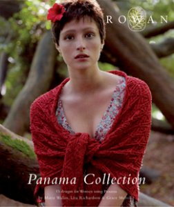 Rowan Pattern Books - The Panama Collection