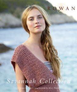 Rowan Pattern Books - The Savannah Collection