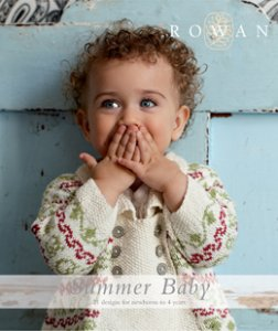 Rowan Pattern Books - Summer Baby