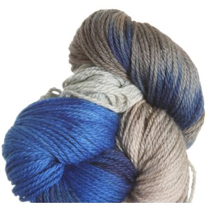Lorna's Laces Shepherd Worsted Yarn - '12 October - Blue State