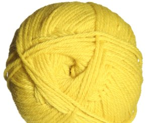 Plymouth Galway Worsted Yarn - 147 Hot Neon Yellow