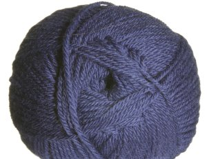 Plymouth Yarn Galway Worsted Yarn - 185 Indigo