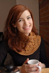 Never Not Knitting Patterns - Cream And Sugar Cowl