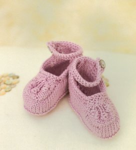 Sublime Baby Silk & Bamboo Little Alice Shoes Kit - Baby and Kids Accessories