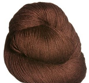Cascade Heritage Silk Yarn - 5639 Vandyke Brown (Discontinued)