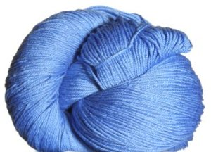 Cascade Heritage Silk Yarn - 5653 Blue Horizon (Discontinued)