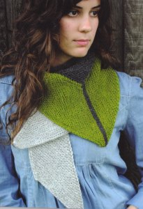 Berroco Ultra Alpaca Flagstone Scarf Kit - Scarf and Shawls