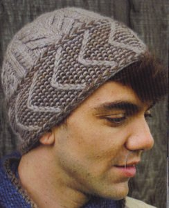 Malabrigo Twist Westward Hat or Headband Kit - Hats and Gloves