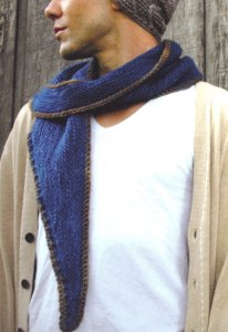 Malabrigo Twist Urbana Shawl Kit - Scarf and Shawls
