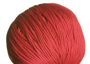 Zitron Samoa Solid Yarn - 022 Red
