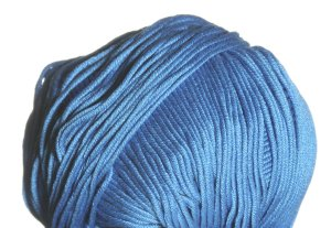 Zitron Samoa Solid Yarn - 027 Medium Blue