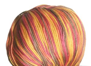 Zitron Samoa Multi Yarn - 125 Sunset Muti