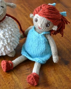 Spud and Chloe Sweater Chloe Doll Kit - Baby and Kids Accessories