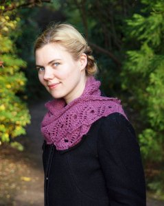 Ysolda Teague Ysolda Patterns - Scroll Lace Scarf Pattern
